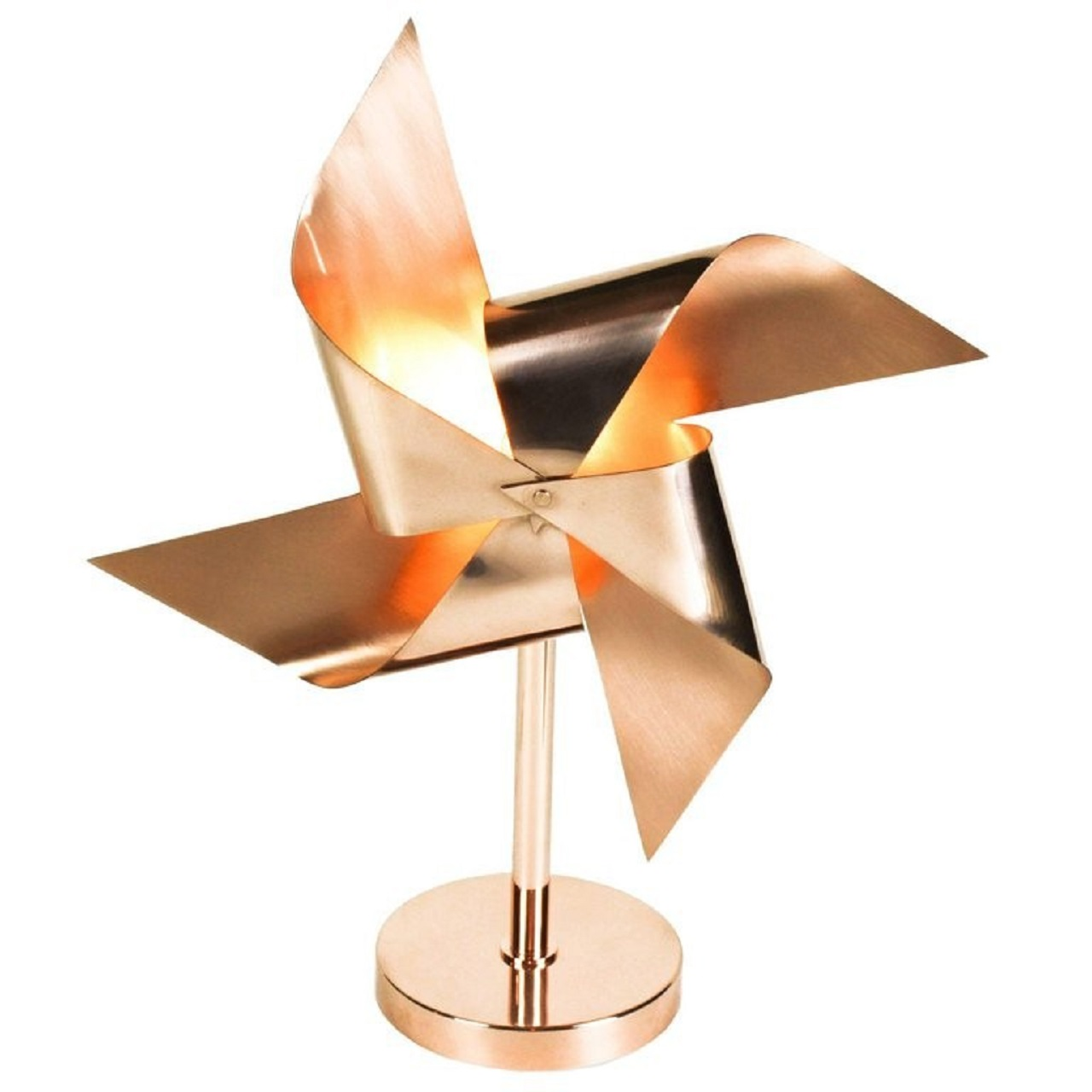 Luminária Cata- vento | cobre
