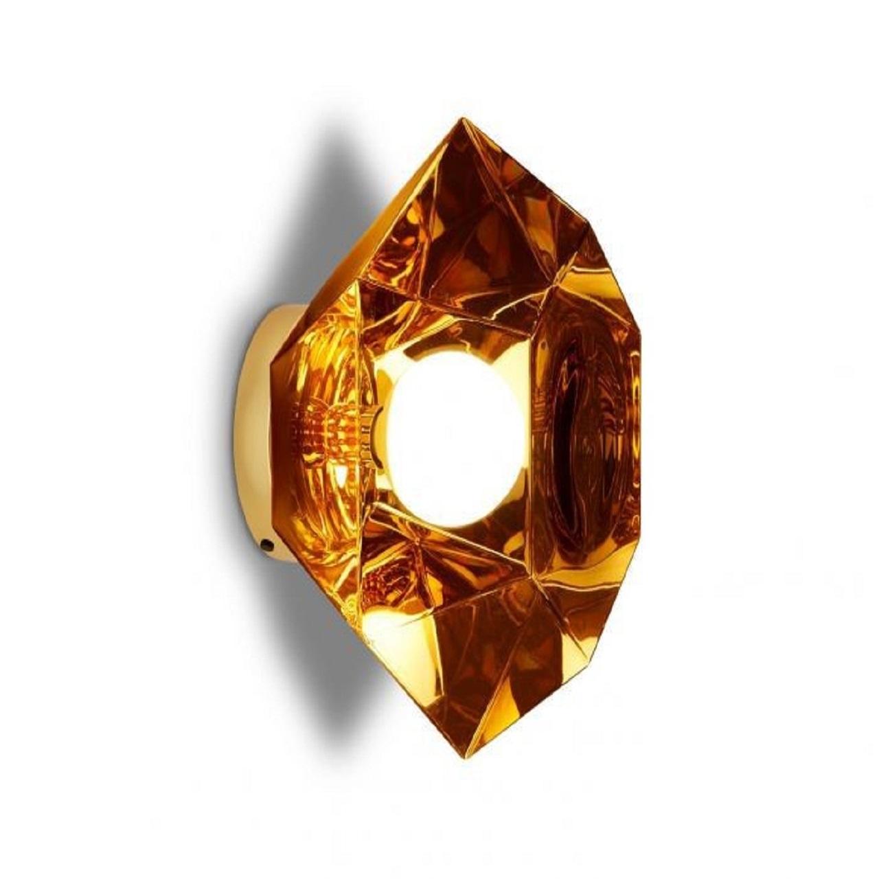 Luminaria Cut Surface | ouro