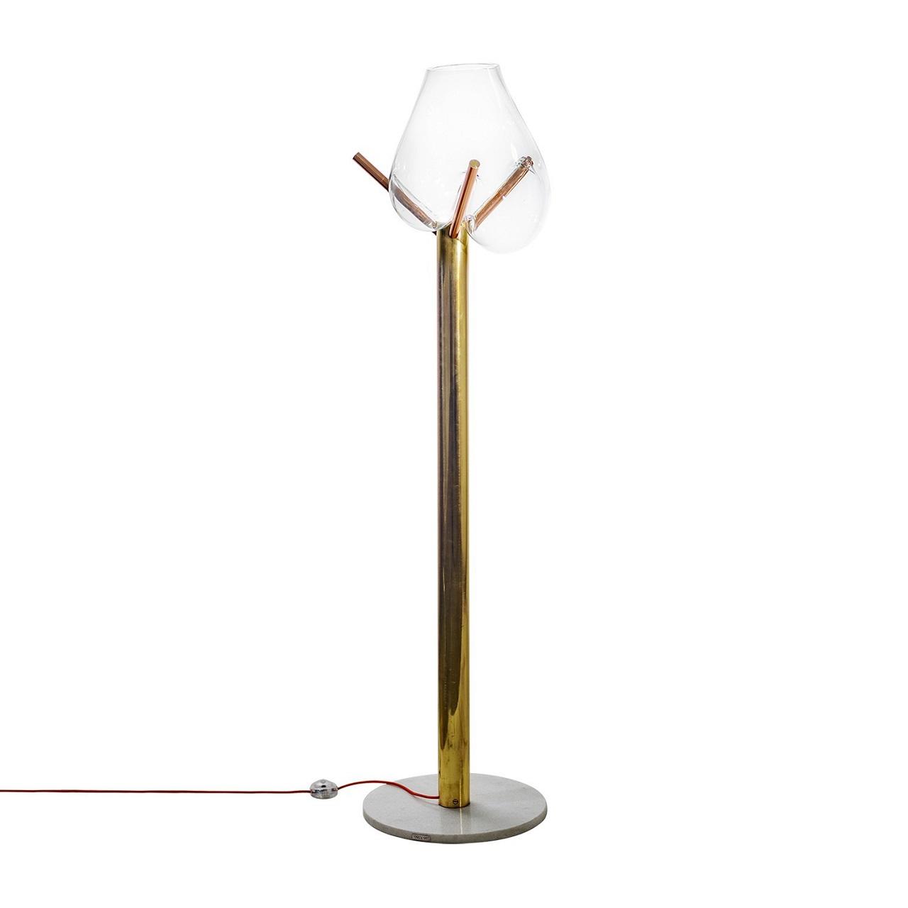 Luminária de Piso Carambola