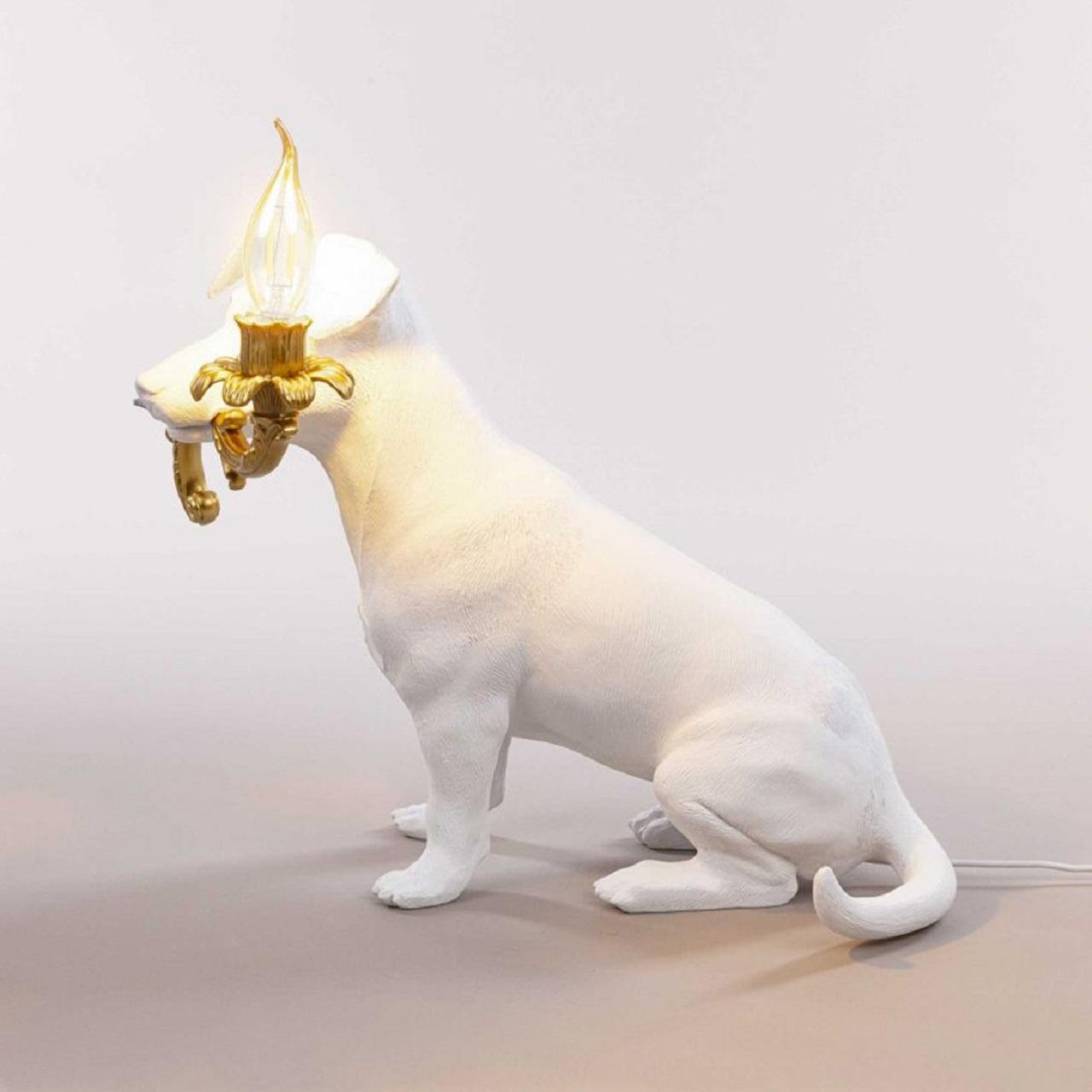 Luminária Rio Lamp | branca