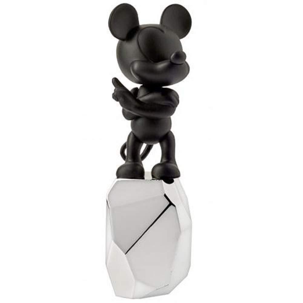 Mickey Rocha   preto e prata