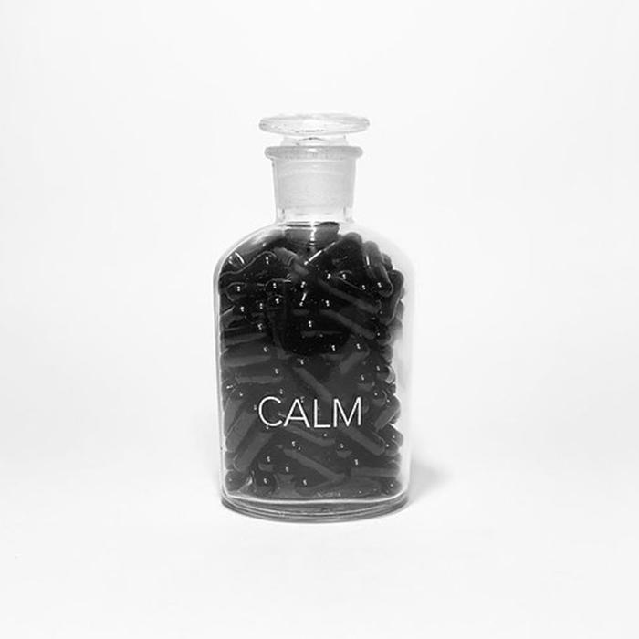 Pills Calm | preta