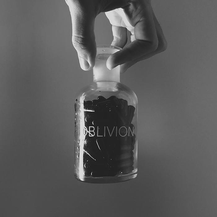 Pills Oblivion | preta