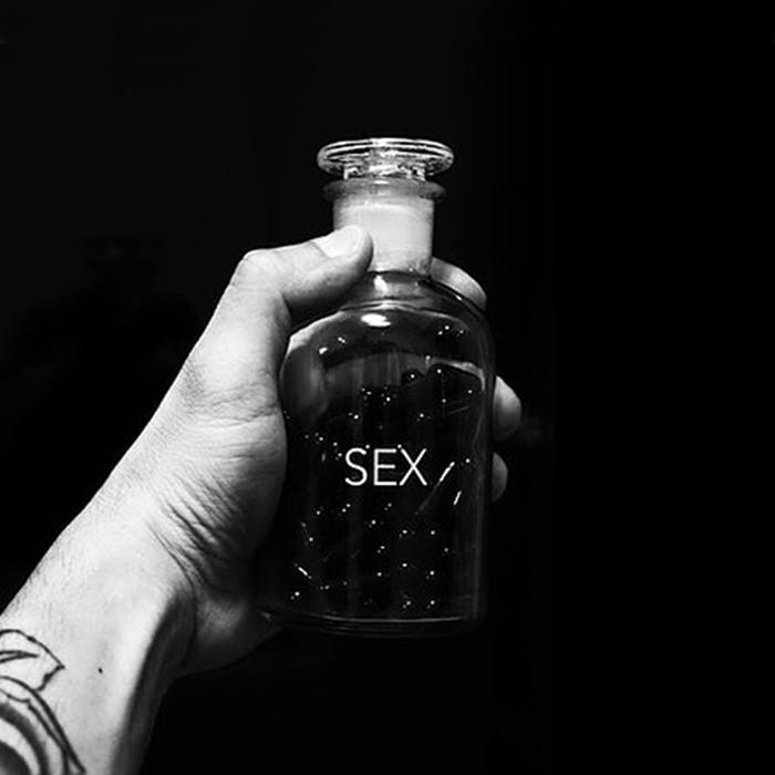 Pills Sex | preta