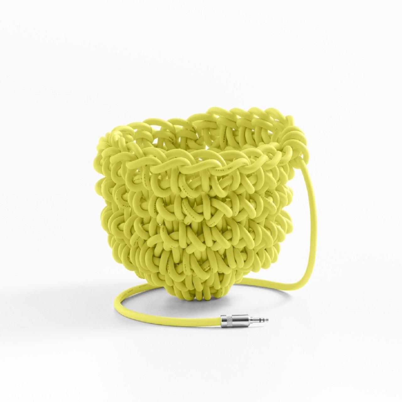 Rock'n Bowl P | amarelo neon