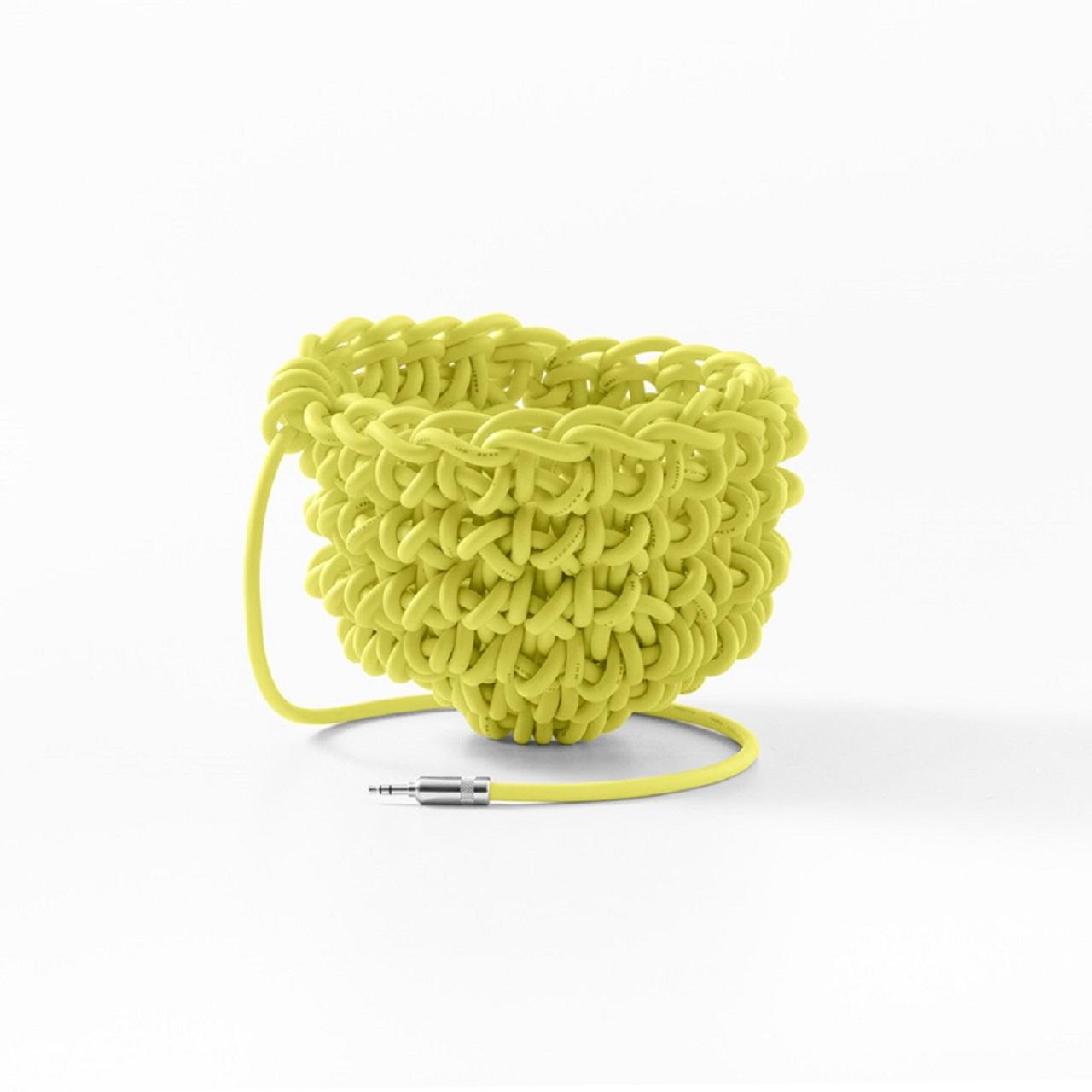Rock'n Bowl PP | Amarelo Neon