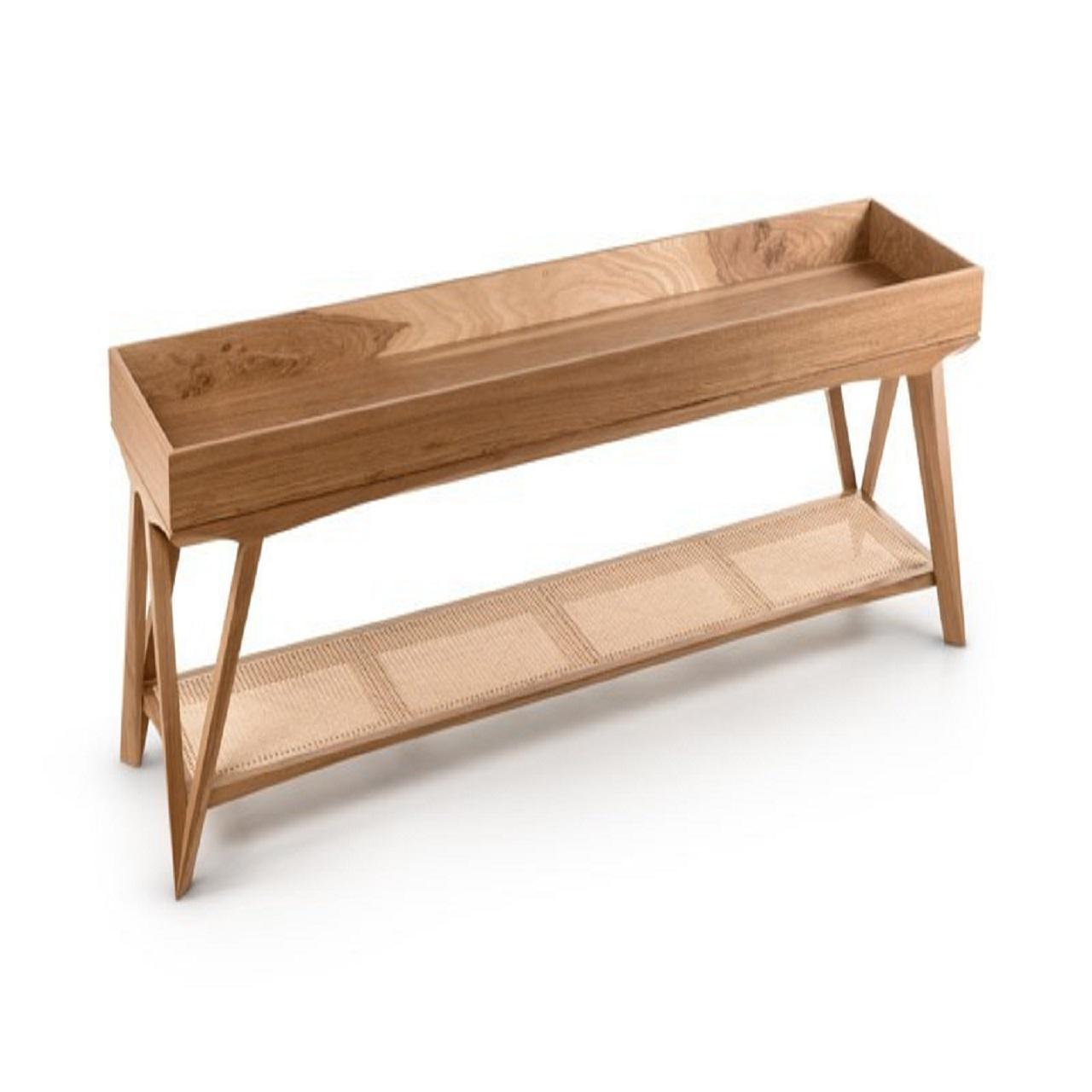 Sofa Table Air | freijó natural