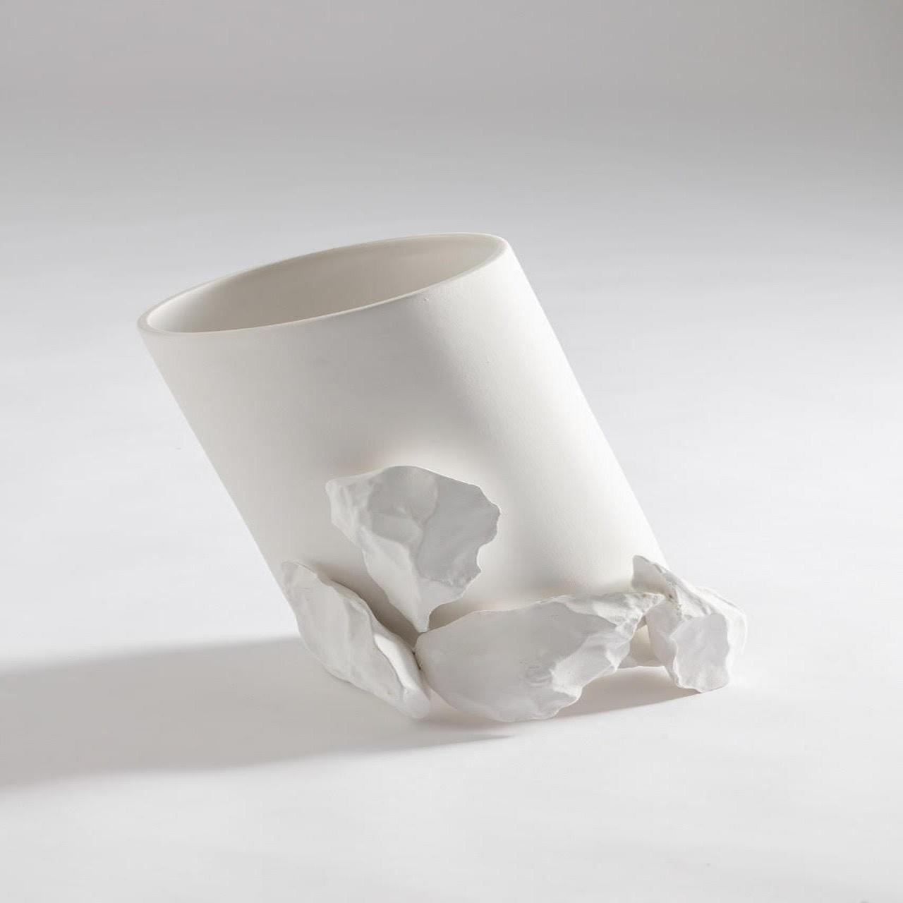 Tubo G Pedras | branco