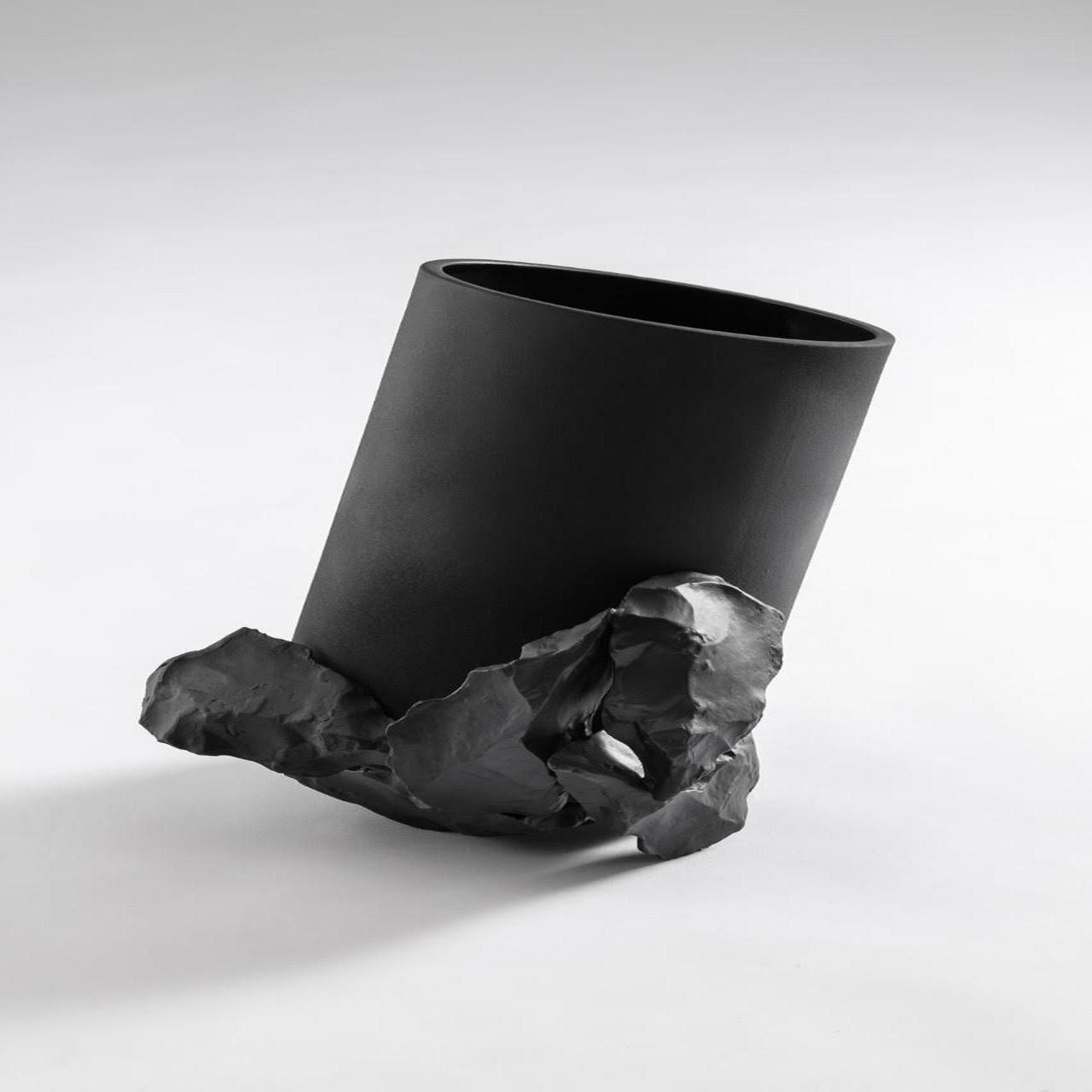 Tubo GG Pedras | carvão