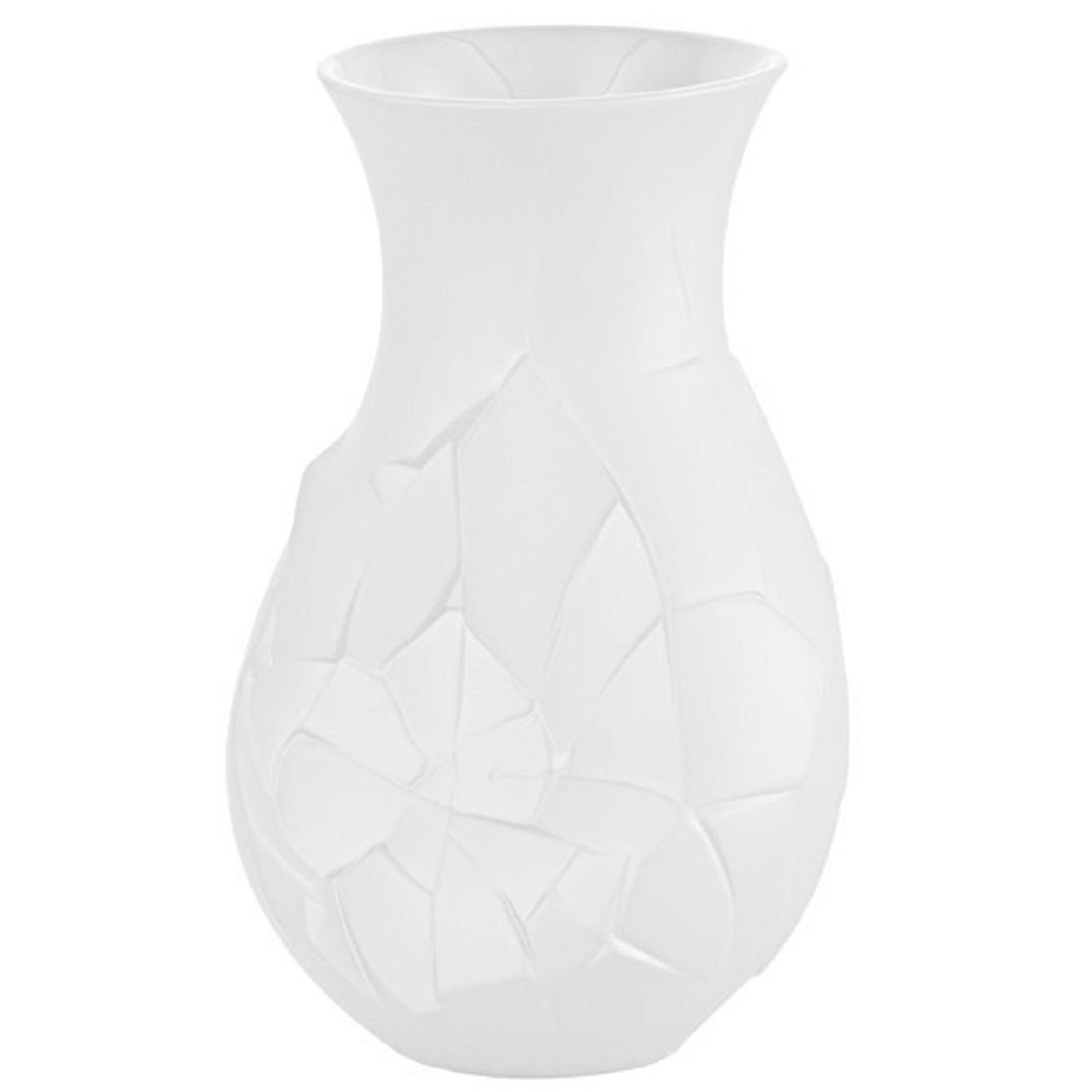 Vaso 30cm Of Phases Branco
