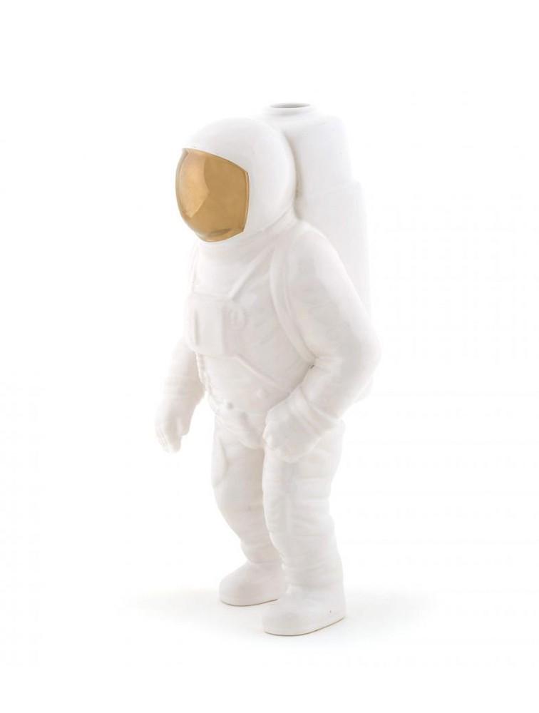 Vaso Astronauta | branco