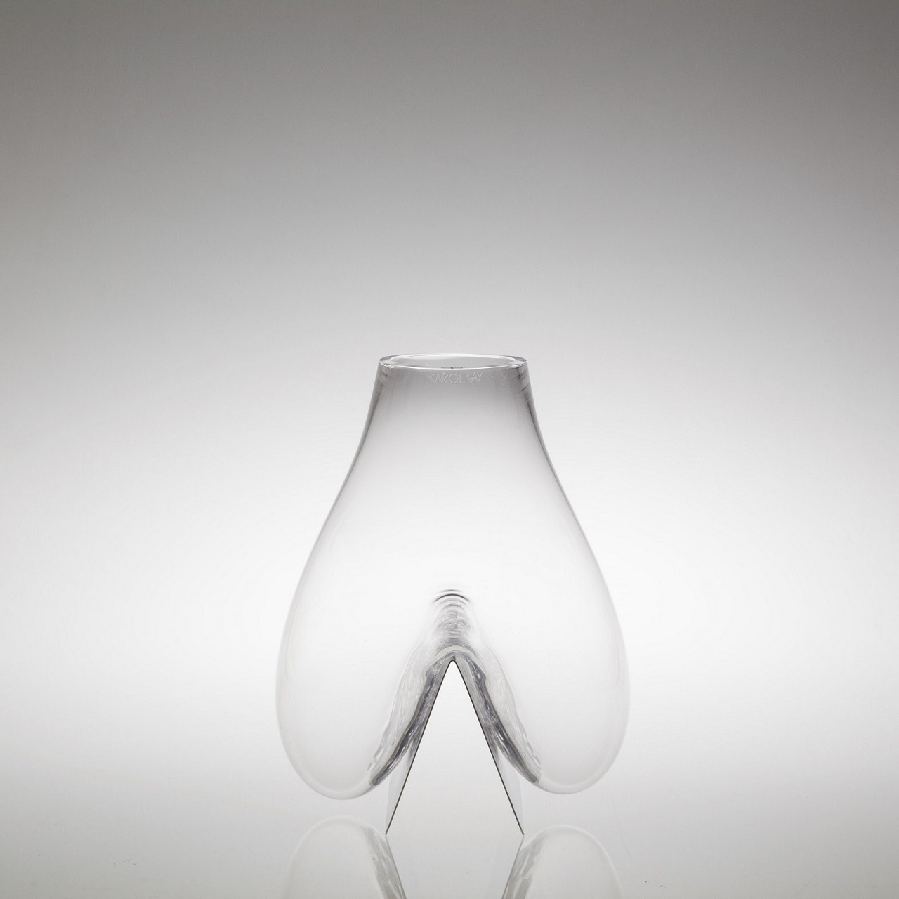 Vaso Bola M | Cristal