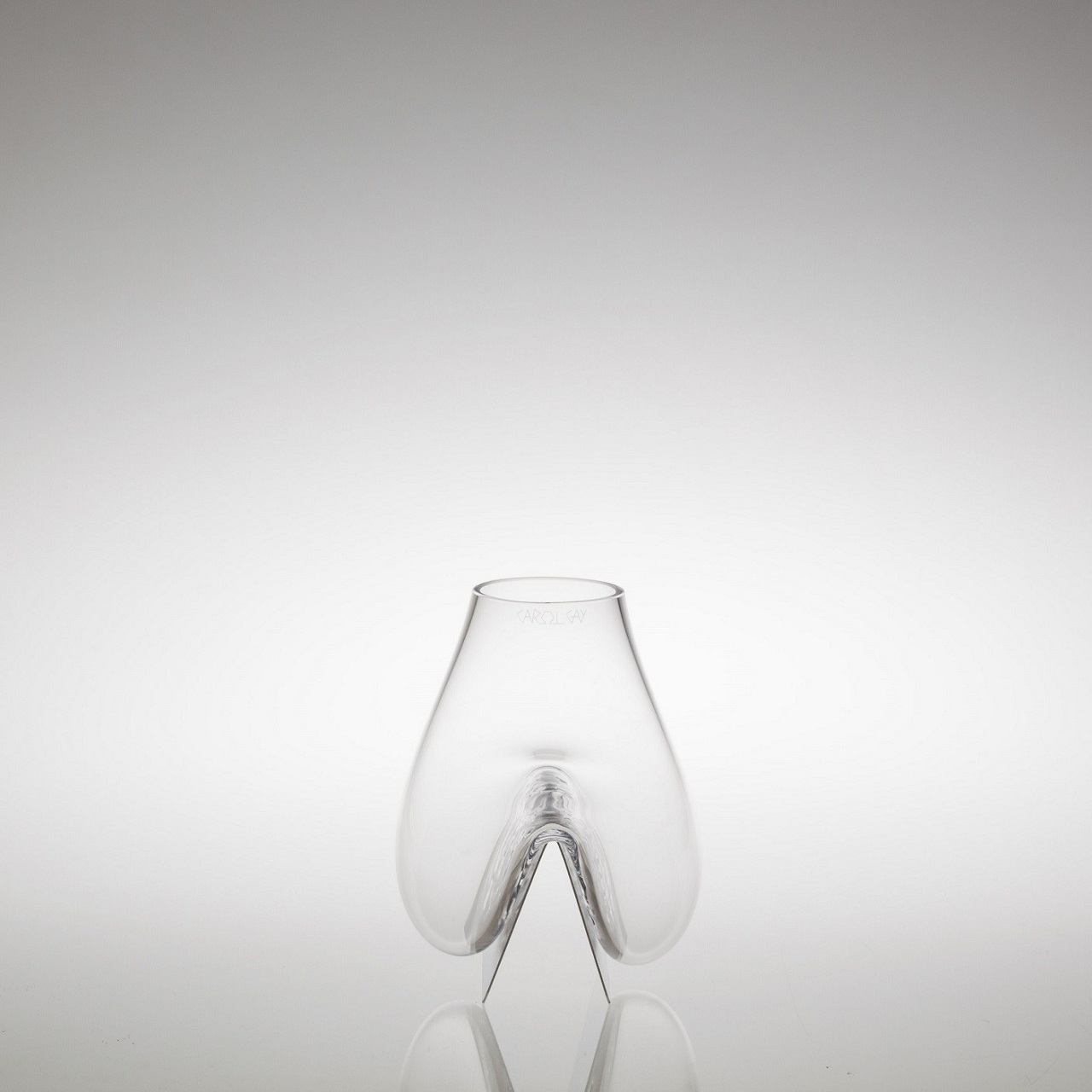 Vaso Bola P | cristal