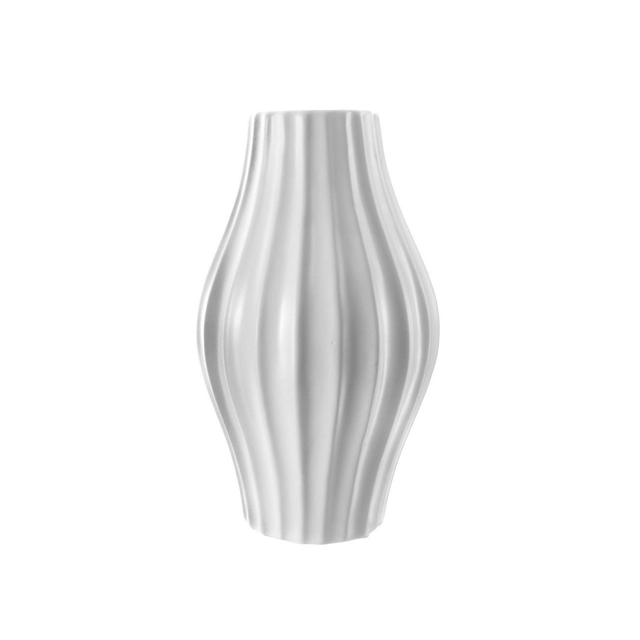 Vaso Bulb Branco