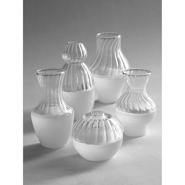 Vaso Clear White | sortido