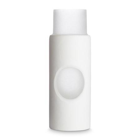 Vaso Esculpido Pequeno | branco
