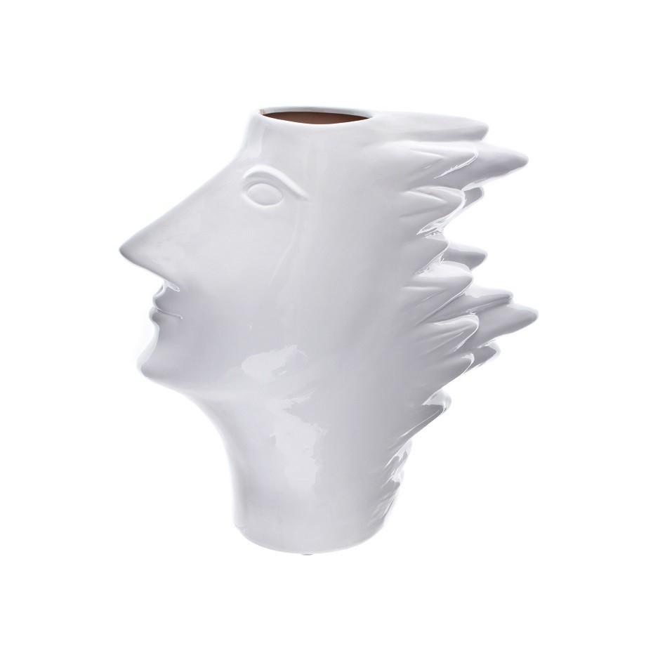 Vaso Face Vento | branco