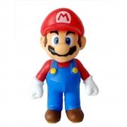 Action Figure Mario - Super Mario