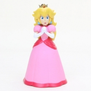 Action Figure Peach - Princesa - Super Mario