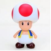 Action Figure Toad - Super Mario