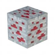Luminária Redstone -  Minecraft