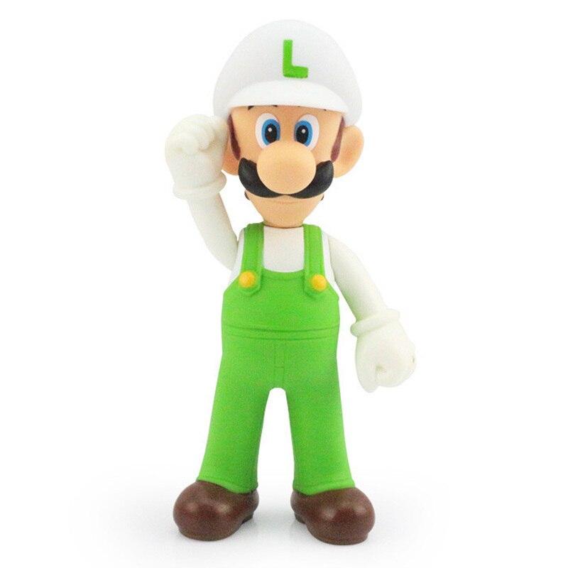Action Figure Luigi V2 - Super Mario