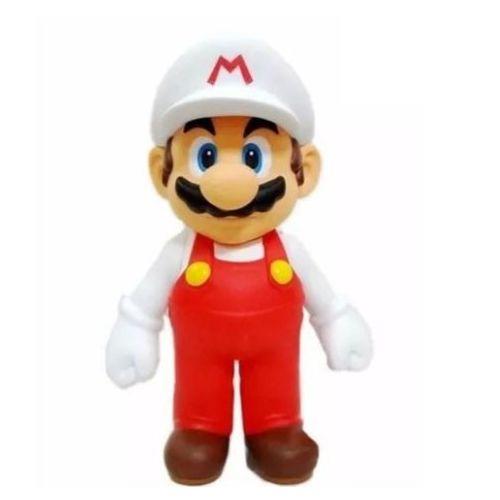Action Figure Mario V2 - Super Mario