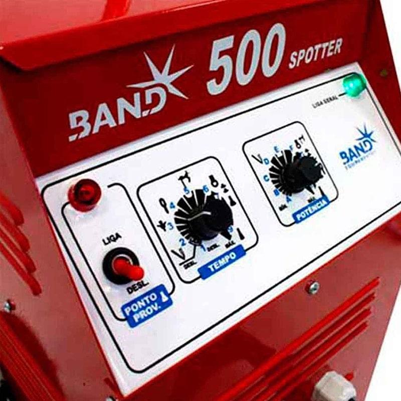 Máquina Repuxadora Elétrica Spotter 500 - BAND 500