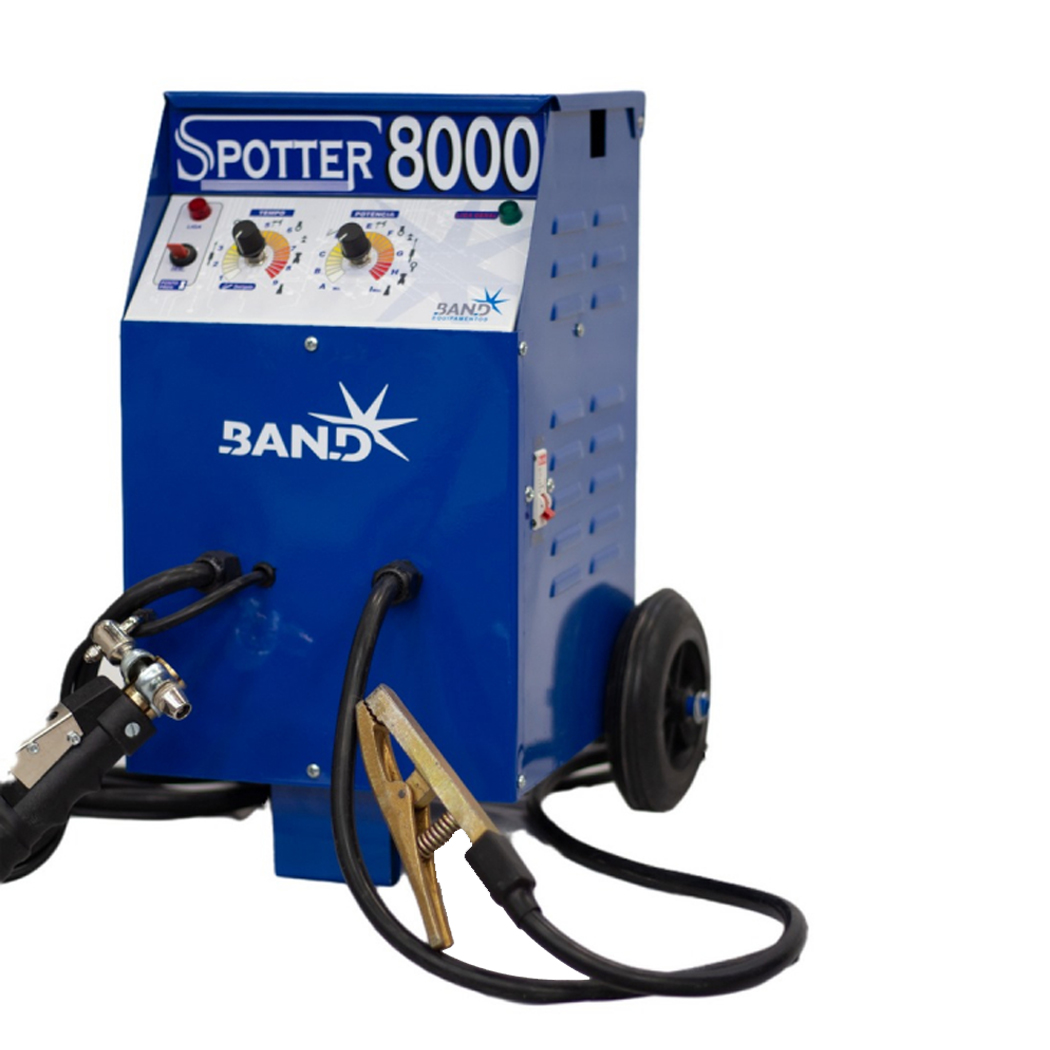 Máquina Repuxadora Elétrica Spotter 8000 - BAND 8000
