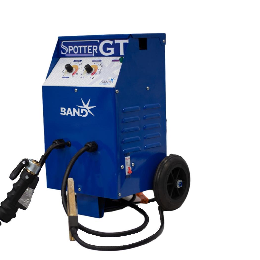 Máquina Repuxadora Elétrica Spotter GT