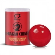 Bolinha Hot Dragão Chinês