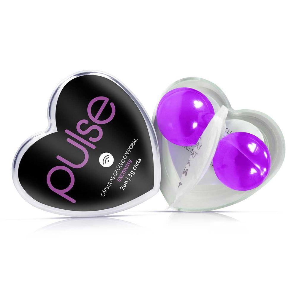 Bolinha Excitante Pulse