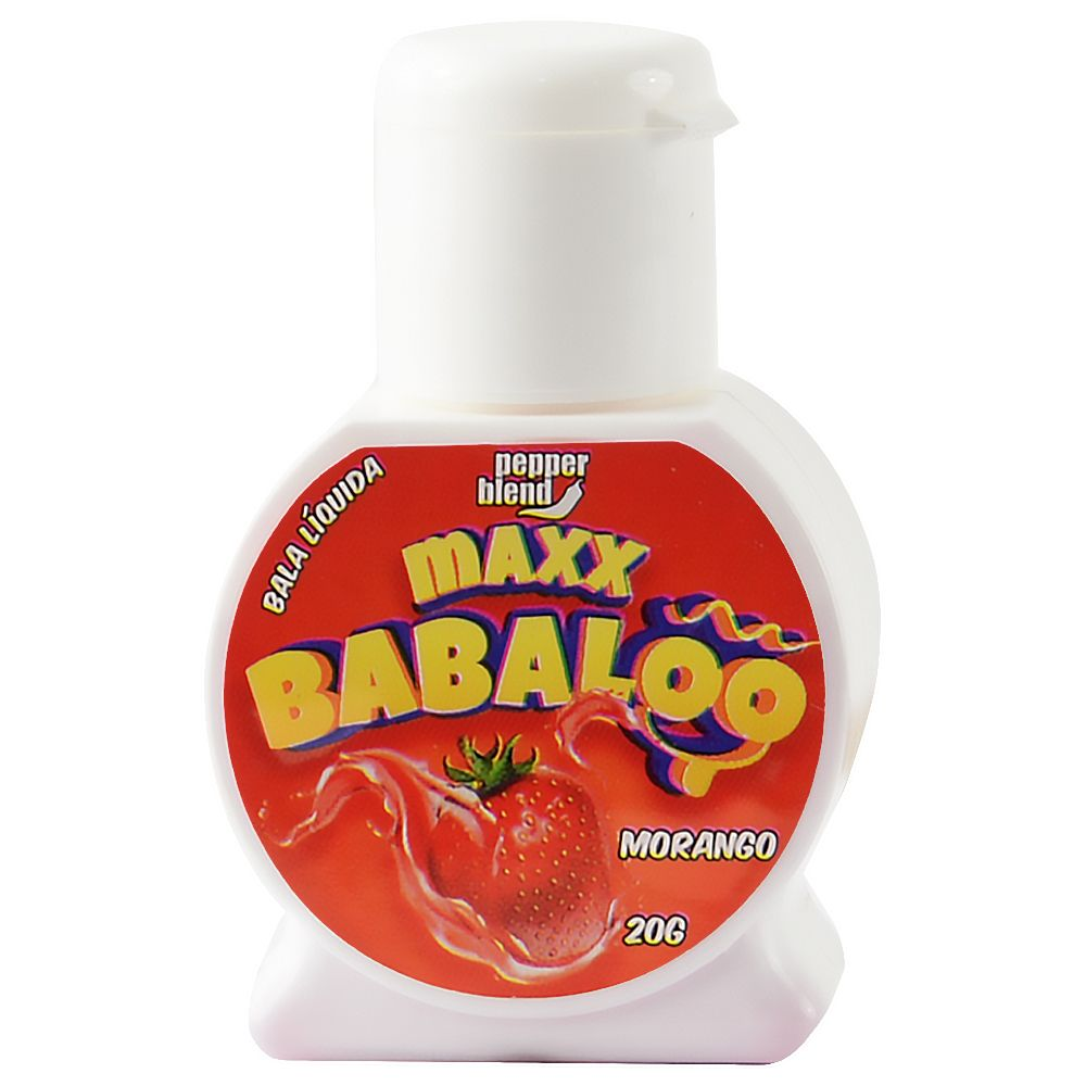 Gél Comestível Max Babaloo
