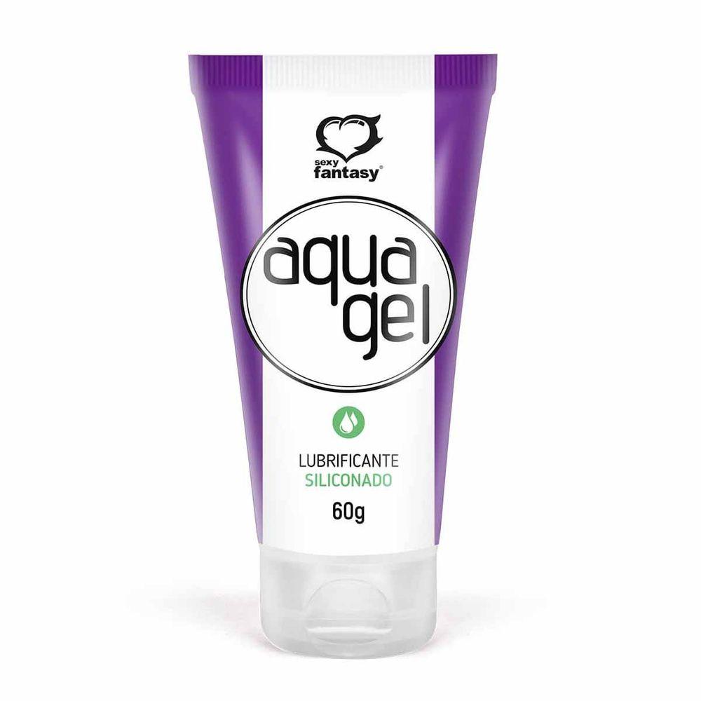 Lubrificante Siliconado Aqua Gel
