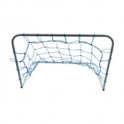 Mini Gol Para Futebol Com Rede (Par)