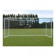 Rede De Futebol Society Europeu 4M - Fio 2mm Nylon (Par)