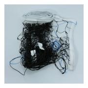 Rede De Vôlei Em Nylon Fio 2mm Com 3 Faixas Sintéticas