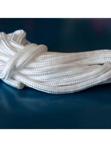 Corda Trançada Em Polipropileno Fio 10mm - 1kg