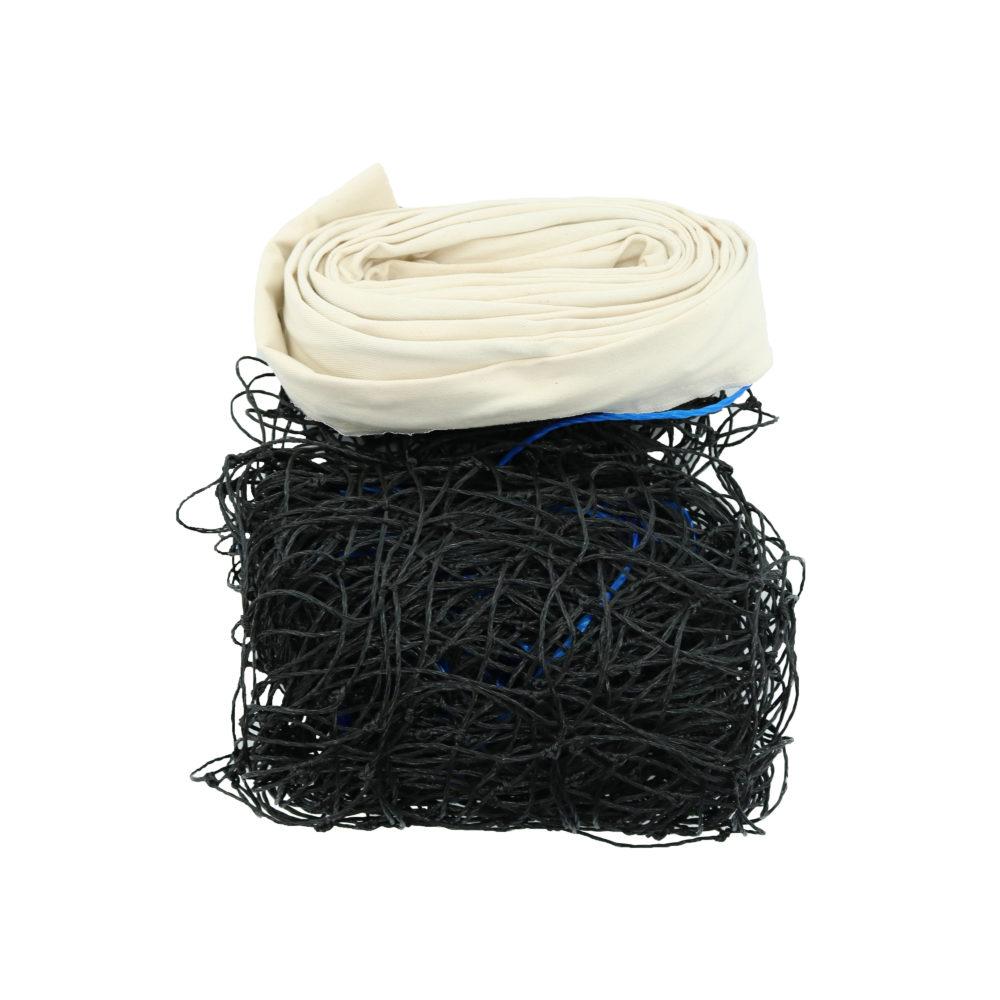 Rede De Vôlei Oficial Em Nylon 2mm Com 1 Faixa Algodão