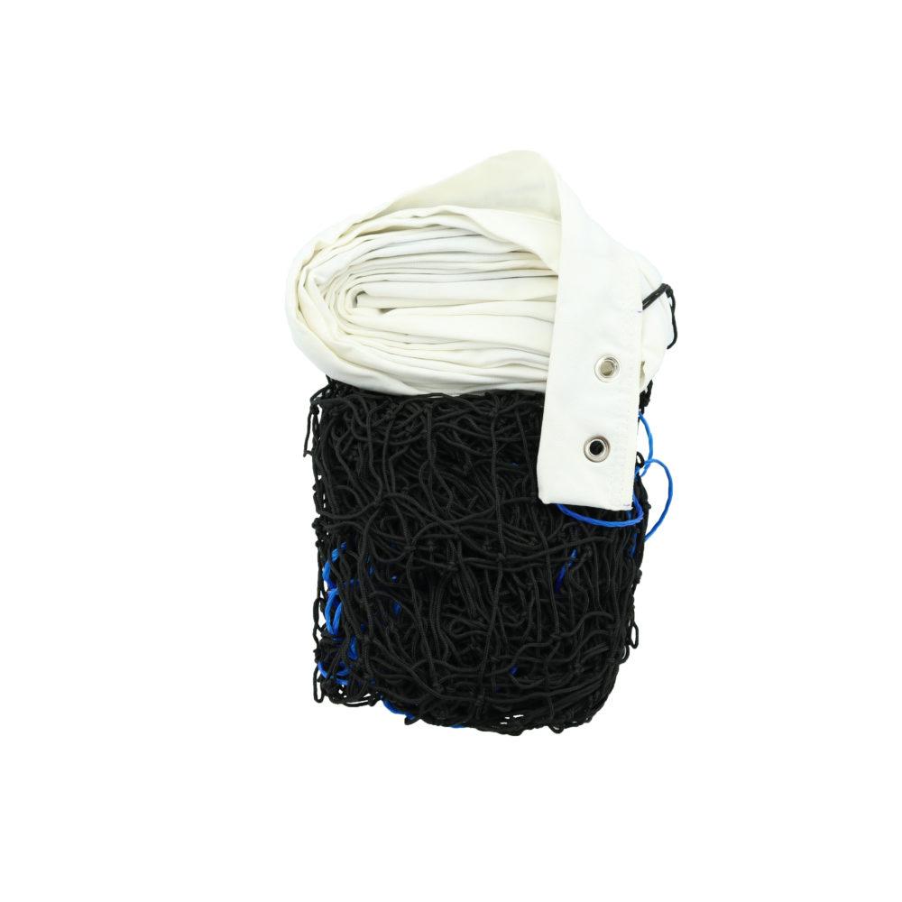 Rede De Vôlei Oficial Polipropileno (Seda) 1 Faixa Algodão