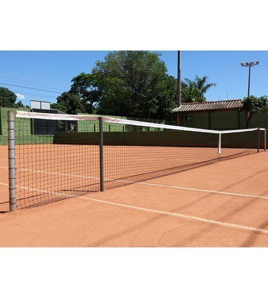 Rede Oficial de Tênis de Quadra - Nylon Fio 2mm