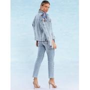 Calça Jeans Feminina Atelier Amazonita
