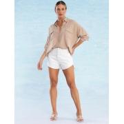 Shorts Jeans Feminino Colorido Lille