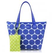 Bolsa com Niqueleira Dots Jacki Design