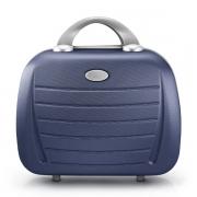 Frasqueira Select Listrado Horizontal Azul Jacki Design