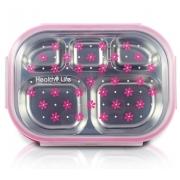 Pote Marmita Lifestyle com 5 Compartimentos 960 ml Jacki Design