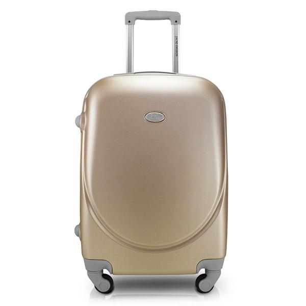 Mala de Bordo para Viagem Select Dourado Jacki Design