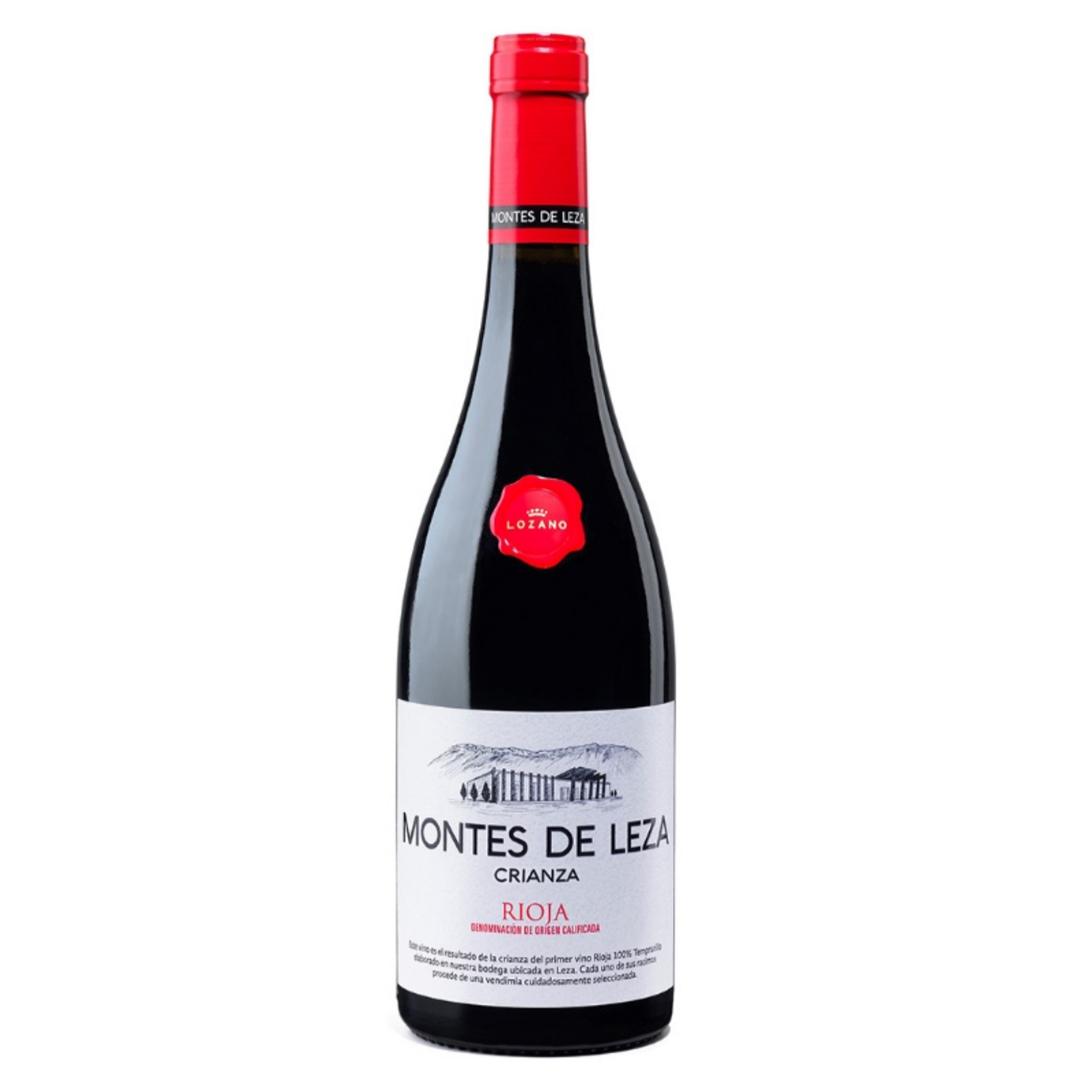 Montes de Leza Rioja Crianza