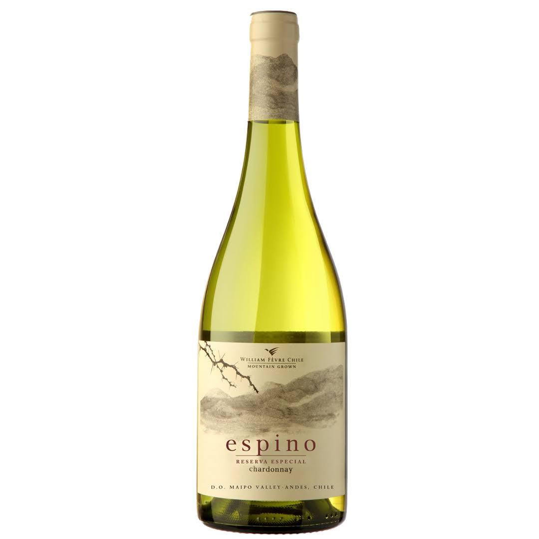William Févre Espino Reserva Chardonnay