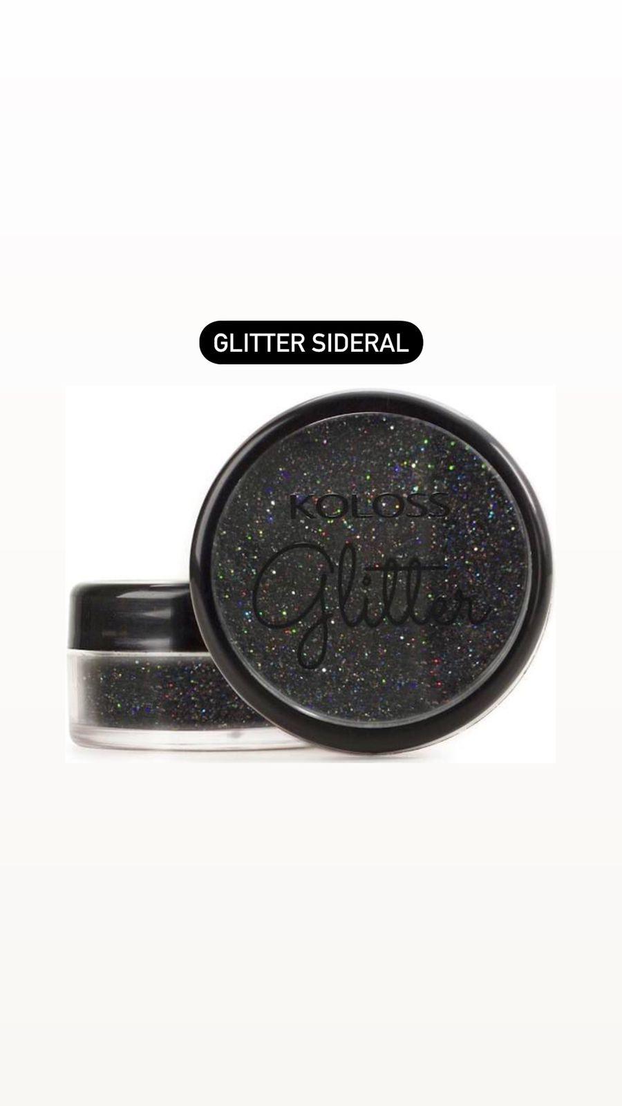 glitter koloss